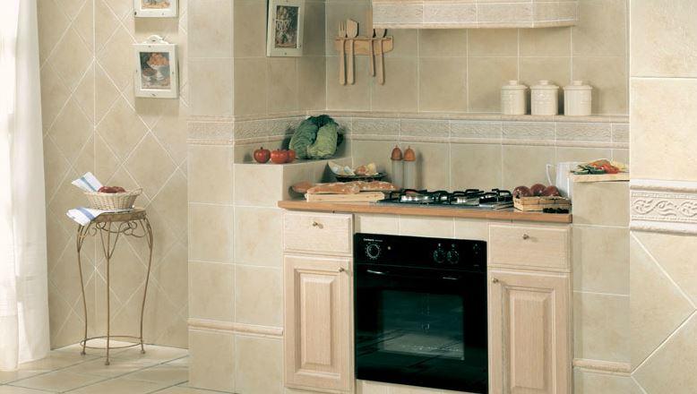 Revestimientos cocina novacasa cer mica for Revestimiento cocina rustico